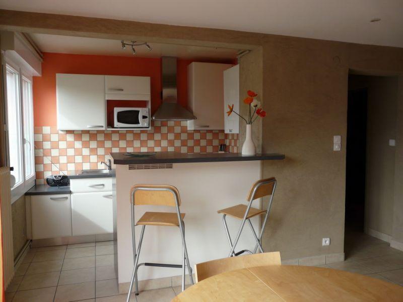 offene Küche Mietobjekt Appartement 4607 Gérardmer