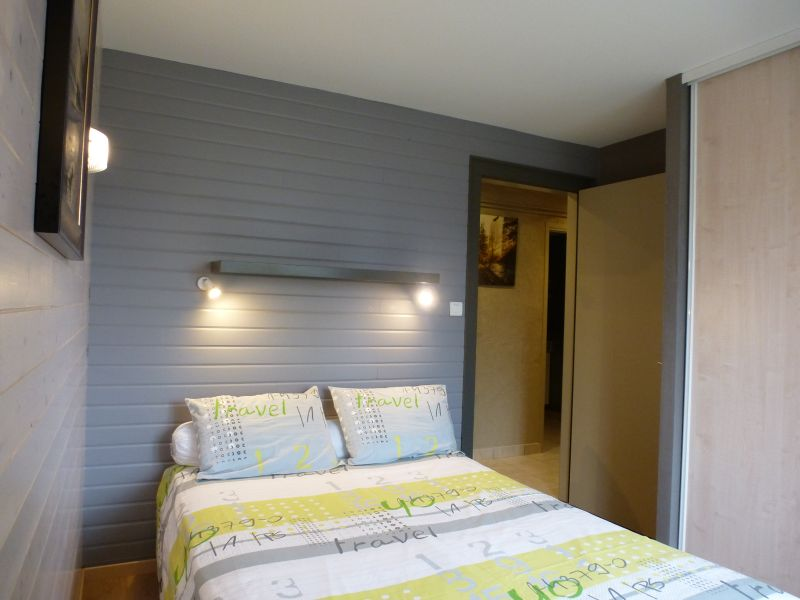 Schlafzimmer Mietobjekt Appartement 4607 Gérardmer