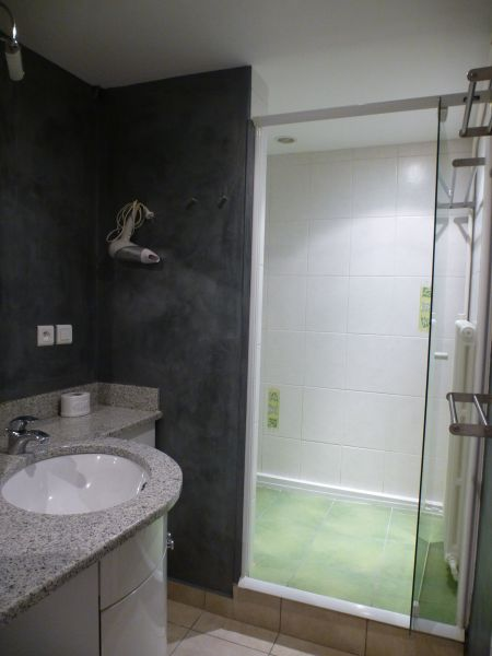 Badezimmer Mietobjekt Appartement 4607 Gérardmer