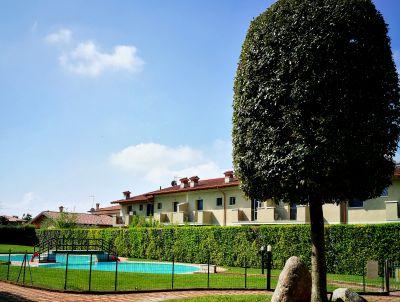 Garten Mietobjekt Appartement 46323 San Felice del Benaco