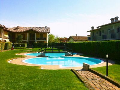 Schwimmbad Mietobjekt Appartement 46323 San Felice del Benaco