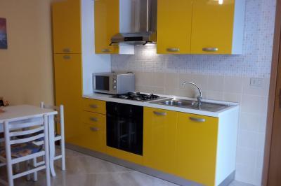 separate Küche Mietobjekt Studio 47308 Trapani