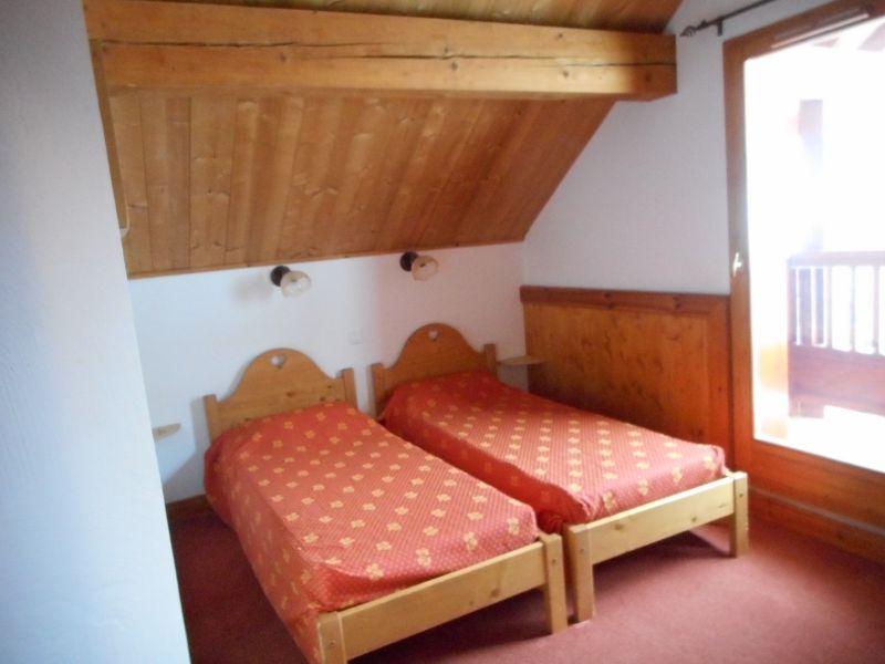Schlafzimmer 3 Mietobjekt Appartement 4841 Oz en Oisans