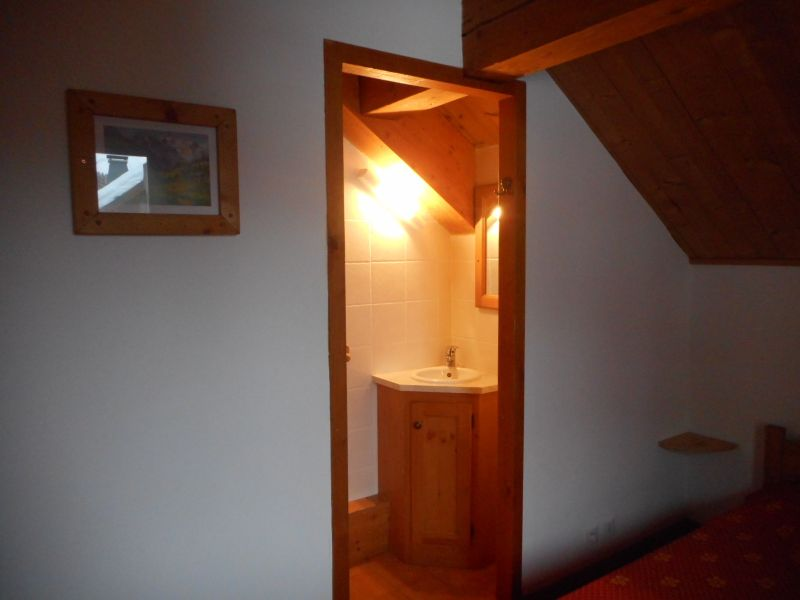 Badezimmer Mietobjekt Appartement 4841 Oz en Oisans