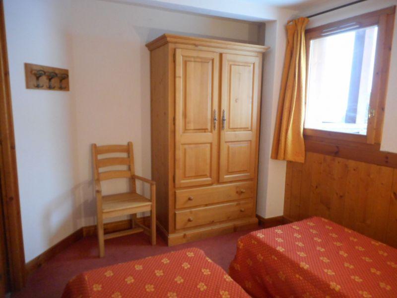 Schlafzimmer 2 Mietobjekt Appartement 4841 Oz en Oisans