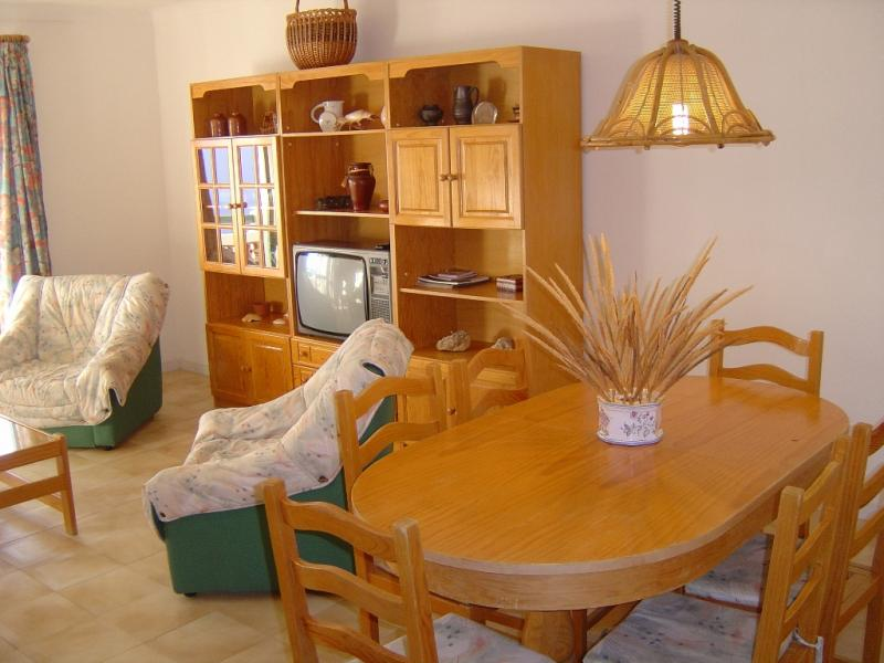 Esszimmer Mietobjekt Appartement 49000 Manta Rota