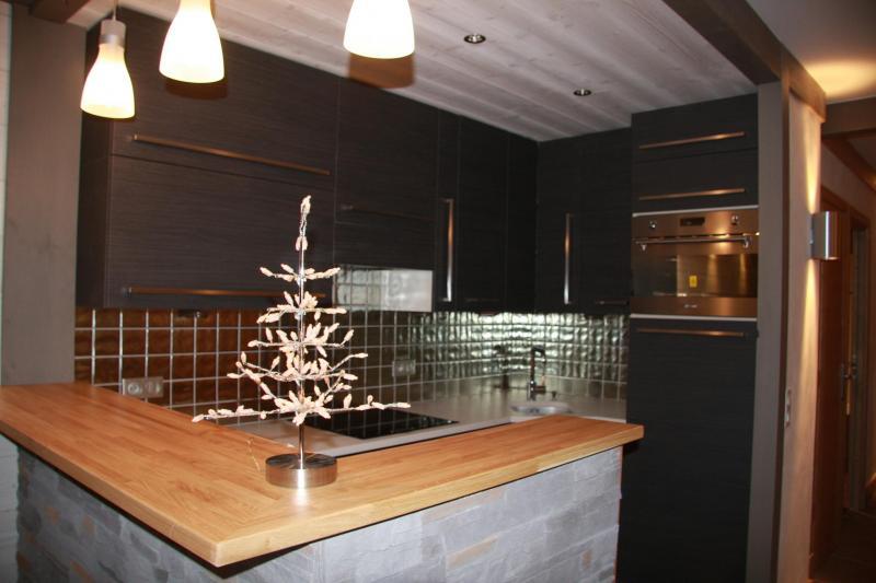 offene Küche Mietobjekt Appartement 49097 Tignes