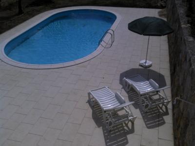 Schwimmbad Mietobjekt Ferienunterkunft auf dem Land 49359 Barcelos