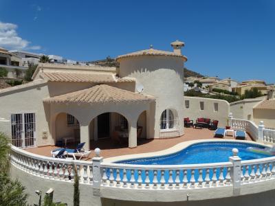 Ansicht des Objektes Mietobjekt Villa 49775 Moraira