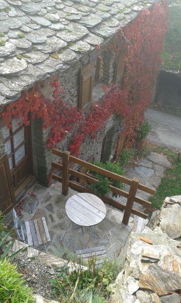 Terrasse Mietobjekt Ferienunterkunft auf dem Land 50858 Florac