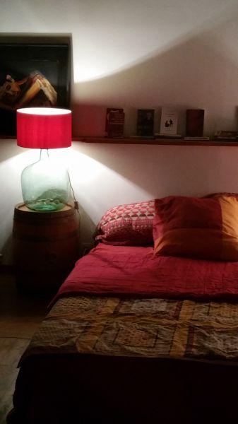 Schlafzimmer 1 Mietobjekt Ferienunterkunft auf dem Land 50858 Florac