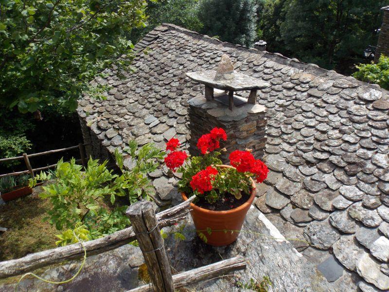 Garten Mietobjekt Ferienunterkunft auf dem Land 50858 Florac
