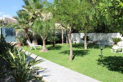 Garten Mietobjekt Appartement 50885 Avola