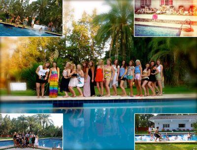 Schwimmbad Mietobjekt Villa 51058 Alicante