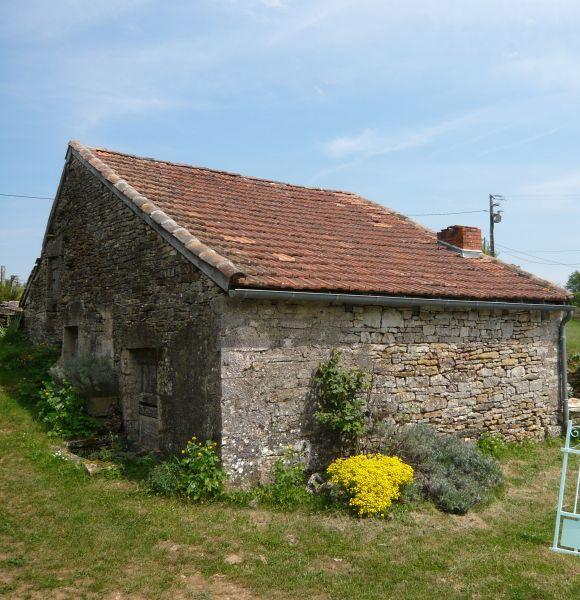 Ausblick aus der Ferienunterkunft Mietobjekt Ferienunterkunft auf dem Land 51135 Saint-Cirq-Lapopie