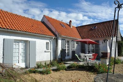 Ansicht des Objektes Mietobjekt Haus 51364 Saint Hilaire de Riez