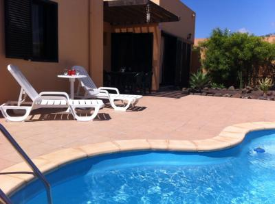 Schwimmbad Mietobjekt Villa 51807 Corralejo
