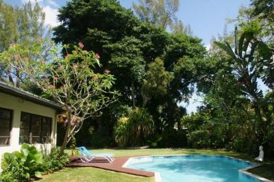 Garten Mietobjekt Villa 53193 Miami