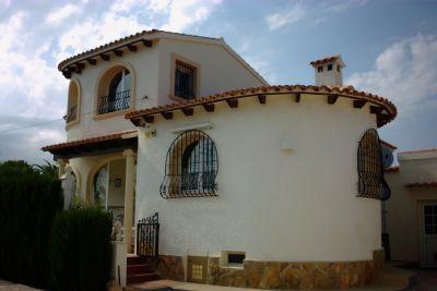 Mietobjekt Villa 53240 Calpe