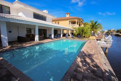 Schwimmbad Mietobjekt Villa 5332 Miami Beach