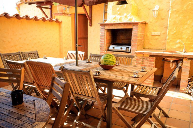 Sommerküche Mietobjekt Villa 53410 Empuriabrava