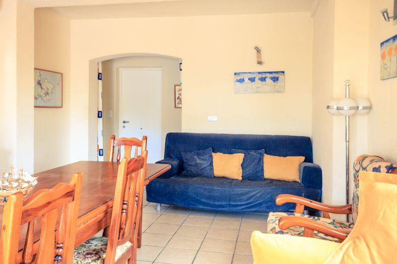 Wohnzimmer Mietobjekt Villa 53410 Empuriabrava