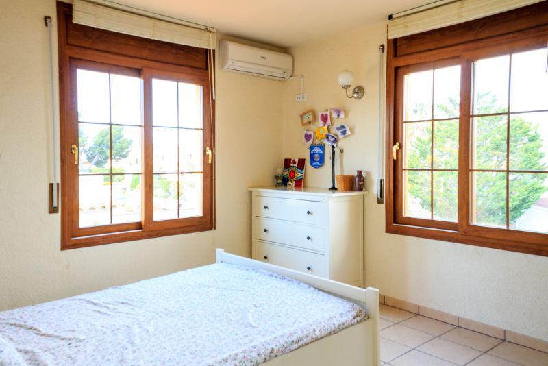 Schlafzimmer 4 Mietobjekt Villa 53410 Empuriabrava