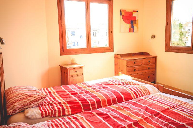 Schlafzimmer 5 Mietobjekt Villa 53410 Empuriabrava