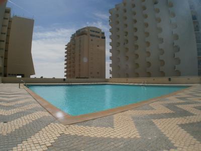 Schwimmbad Mietobjekt Studio 53606 Praia da Rocha