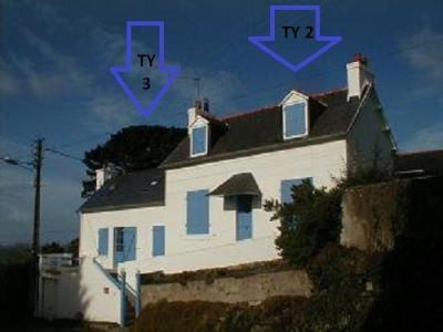 Ansicht des Objektes Mietobjekt Haus 53936 Plougasnou