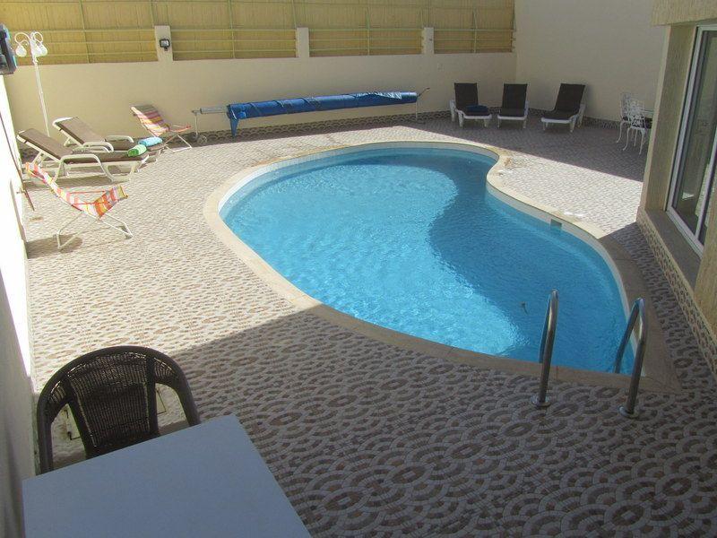 Schwimmbad Mietobjekt Villa 54307 Agadir