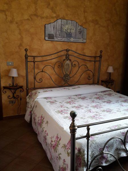 Schlafzimmer 1 Mietobjekt Villa 54358 Capo d'Orlando