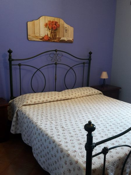 Schlafzimmer 3 Mietobjekt Villa 54358 Capo d'Orlando