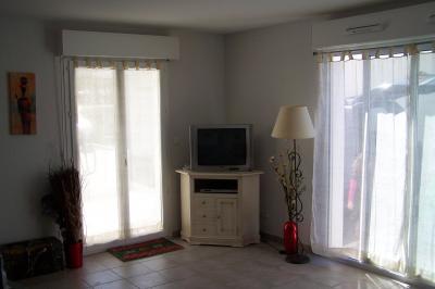 Wohnzimmer Mietobjekt Appartement 54490 Vieux Boucau