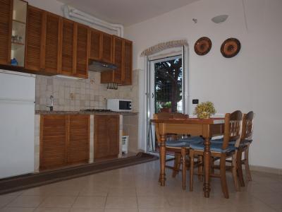 offene Küche Mietobjekt Appartement 54751 Albenga