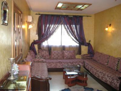 Schlafzimmer Mietobjekt Appartement 54785 Casablanca