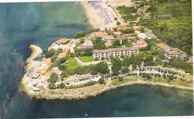 Ausblick aus der Ferienunterkunft Mietobjekt Appartement 54877 Isola di Capo Rizzuto