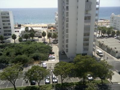 Ausblick vom Balkon Mietobjekt Appartement 54992 Quarteira