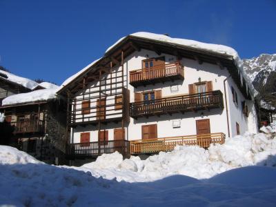 Ausblick aus der Ferienunterkunft Mietobjekt Appartement 55088 Falcade