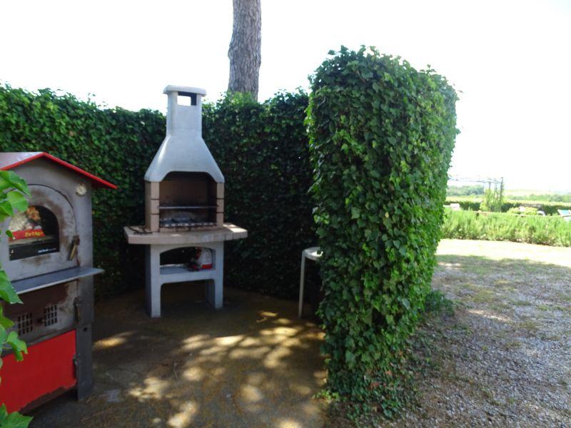 Sommerküche Mietobjekt Villa 55549 Roccastrada