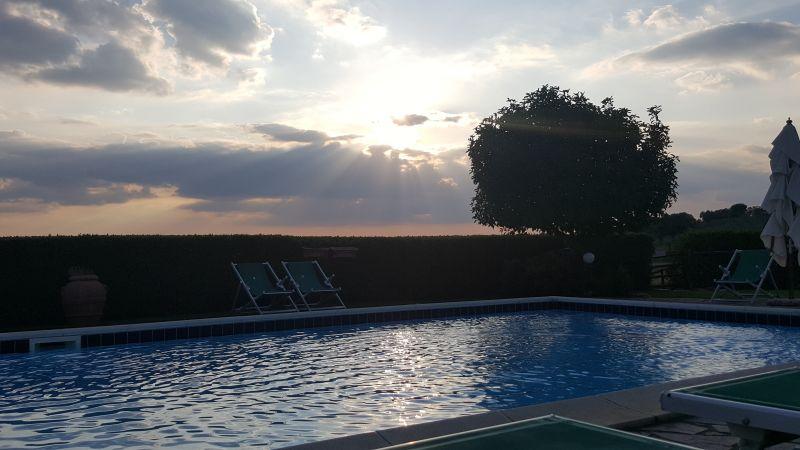 Schwimmbad Mietobjekt Villa 55549 Roccastrada