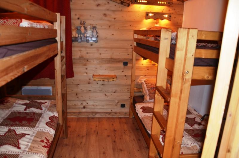 Schlafzimmer Mietobjekt Appartement 55934 Valmorel