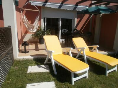 Garten Mietobjekt Appartement 56145 Ericeira