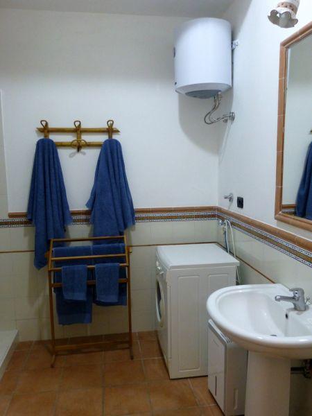 Badezimmer Mietobjekt Appartement 56238 Maratea
