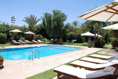 Schwimmbad Mietobjekt Villa 56259 Marrakesch