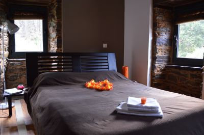 Schlafzimmer Mietobjekt Ferienunterkunft auf dem Land 56450 Castanheira de P�ra