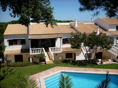 Mietobjekt Villa 56466 Quarteira