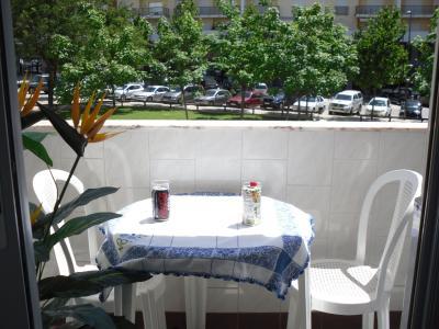 Balkon Mietobjekt Studio 56498 Albufeira