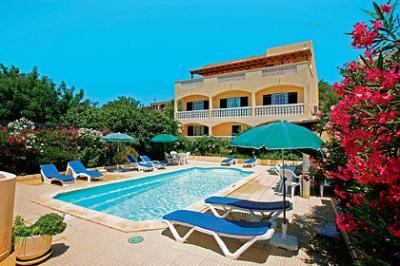 Schwimmbad Mietobjekt Villa 56964 Vilamoura