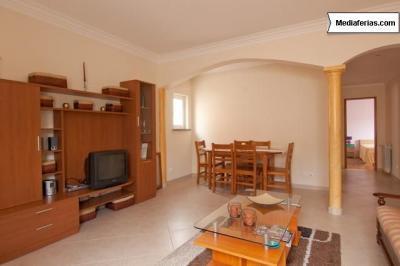 Wohnzimmer Mietobjekt Haus 57151 Cascais